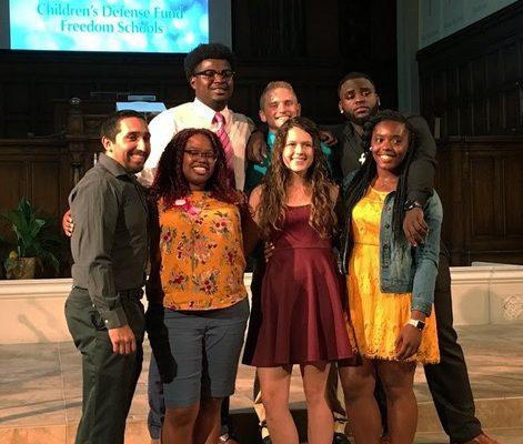 2018 CDF Freedom School at Grace Church