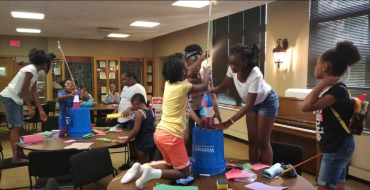 CDF Freedom School is finished, and oh what a finale. Watch the video and share the excitement!